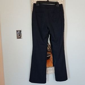 Banana Republic Pants - Banana Republic Martin wide leg dress pants 6 blue